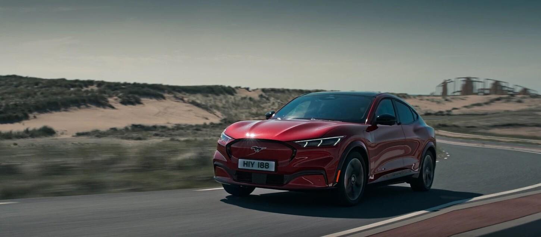 Νέα, Ηλεκτρική Mustang Mach-E